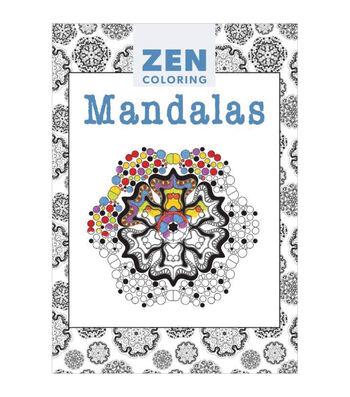 Adult Coloring Book-Guild of Master Craftsman Zen Coloring Mandalas