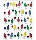 Jolee\u0027s Boutique Dimensional Stickers-Christmas Light Repeats