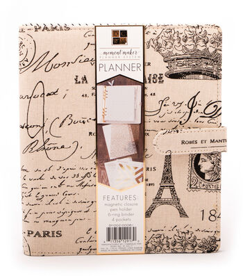 DCWV Moment Maker Planner-Paris