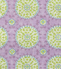Dena Home Print Fabric 54\u0022-Johara/Heather