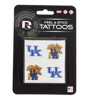 University of Kentucky Wildcats Peel & Stick Tattoos, , hi-res