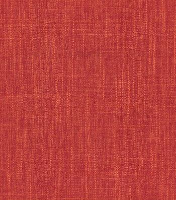 "Waverly Upholstery Fabric 56""-Lander Crimson"