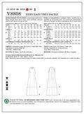 Vogue Patterns Misses Dress-V8808