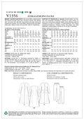 Vogue Patterns Misses Casual-V1356