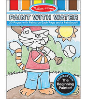 Melissa & Doug Paint with Water - Blue, , hi-res
