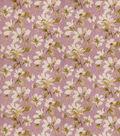 SMC Designs Upholstery Fabric 54\u0022-Benito/ Lavender