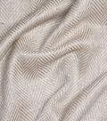 P/K Lifestyles Upholstery Fabric 54\u0027\u0027-Flax Terrain