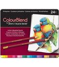Spectrum Noir ColorBlend Pencils 24/Pkg-Primaries