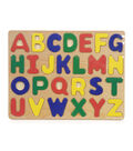 Busy Kids Learning Puzzled Raised Puzzle-Letters