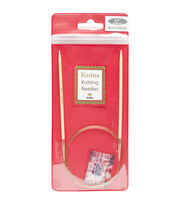 Tulip Needle Company Knina Knitting Needles 32'' Size 4, , hi-res