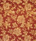 Home Decor 8\u0022x8\u0022 Fabric Swatch-Upholstery Fabric Barrow M6544-5458 Cardinal