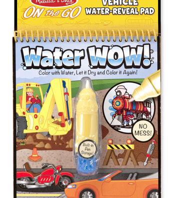 Melissa & Doug On The Go Water Wow!-Vehicles