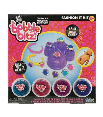 Bobble Bitz Crunchy Molding Compound Fashion It Kit