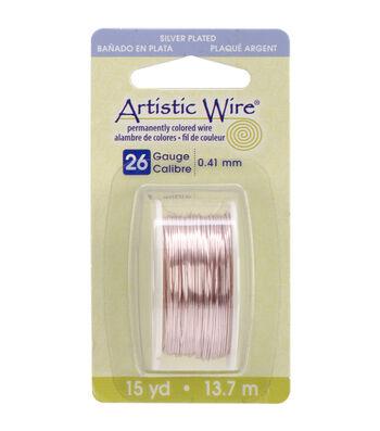 Artistic Wire 26 Gauge Copper Wire-15yd
