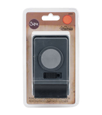 Sizzix® Tim Holtz® 1.25'' Paper Punch-Circle