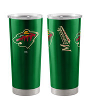 Minnesota Wild 20 oz Insulated Stainless Steel Tumbler, , hi-res