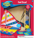 Works Of Ahhh Sail Boat
