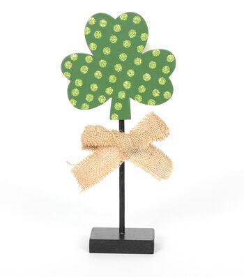 St. Patrick's Day Shamrock Table Decor-Dot