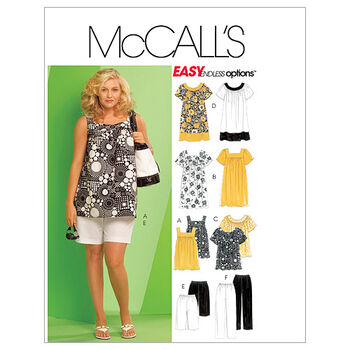 McCall's Womens Casual-M5640