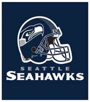 Seattle Seahawks Luncheon Napkins, , hi-res