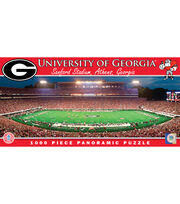 University of Georgia  Master Pieces  Panoramic Puzzle, , hi-res