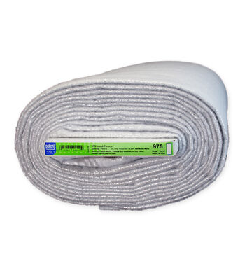 "Pellon®975 Insul-Fleece™, White, 45"" x 10yd bolt"