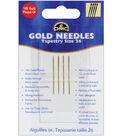 DMC Gold Tapestry Hand Needles-Size 26 4/Pkg