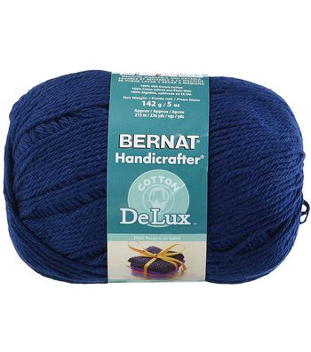 Bernat Handicrafter DeLux Cotton Yarn