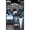 Reminisce Real Sports Dimensional Stickers Hockey