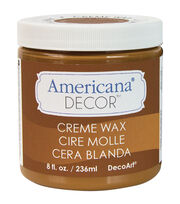 DecoArt Golden Brown - Decor Creme Wax, , hi-res