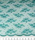 Casa Collection Fabric-Casa Chantilly Lace Baltic