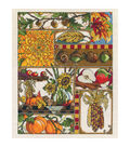 Janlynn Autumn Montage Counted Cross Stitch Kit