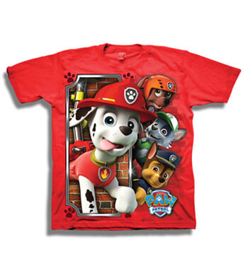 Paw Patrol Youth Boys T-shirt