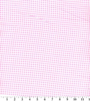Snuggle Flannel Fabric 42''-Gingham