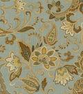 Bridgehampton Print Fabric-Polar Blue