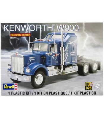 Plastic Model Kit-Kenworth W900 1:25