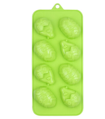 Easter 8-Cavity Silicone Candy Mold-Chick