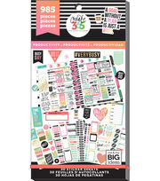 Create 365 The Happy Planner™ Sticker Sheets-Productivity, , hi-res