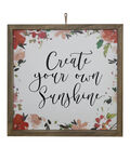 Wild Blooms Wall Decor-Create Your Own Sunshine