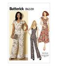Butterick Misses Dress-B6320