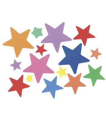 Foamies Bucket Shapes Stars 5oz