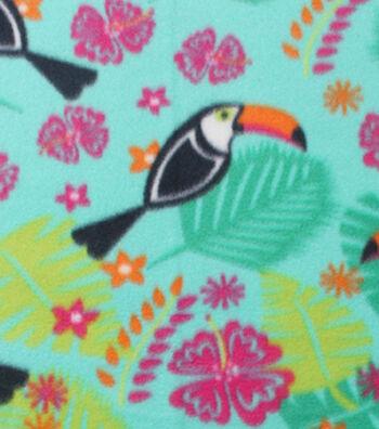"""Blizzard Fleece Fabric 59""""-Toucan"""