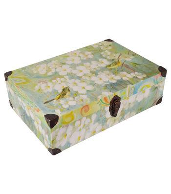 Organizing Essentials™ Large Luggage Box-Spring Dream