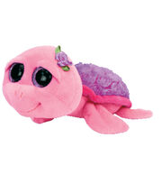 TY Beanie Boo Rosie Purple Rose Turtle, , hi-res