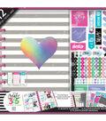 The Happy Planner Box Kit-Rainbow Foil