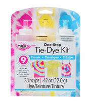 Tulip® One-Step Tie-Dye Kit Classic, , hi-res