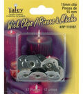 Candle Wick Clips 12/Pkg-15mm