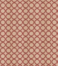 Eaton Square Print Fabric 52\u0022-Townsend/Merlot