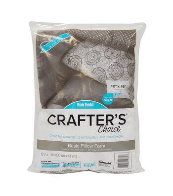 "Crafter's Choice® Pillow 12"" x 16"""