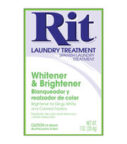 Rit Dye Powder White-Wash & Whitener , , hi-res